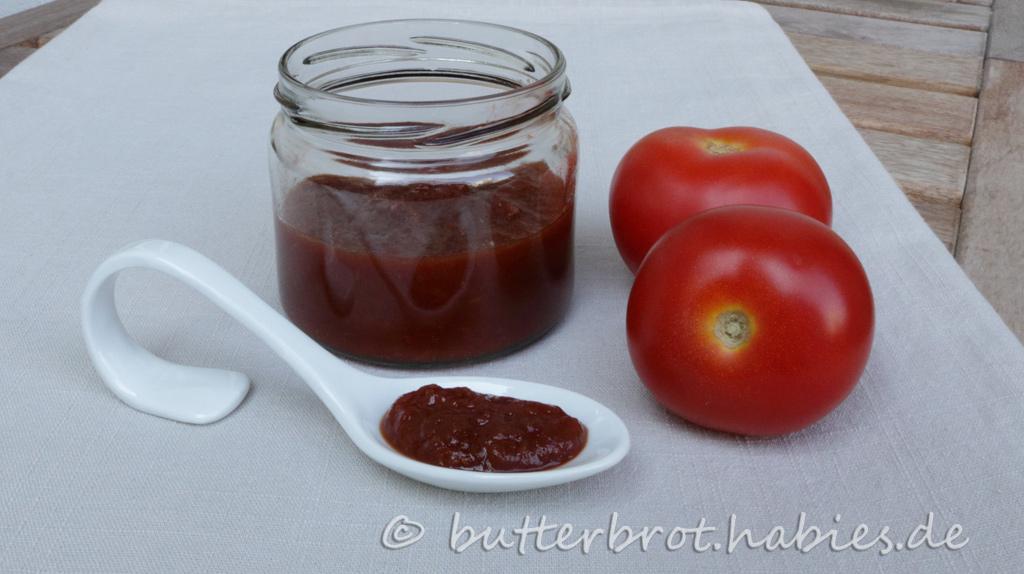 ketchup butter brot. Black Bedroom Furniture Sets. Home Design Ideas